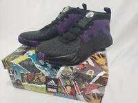 Adidas Dame 5 Junior Kids Shoes Youth Marvel Black Panther Damian Lillard EG2627