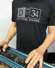 Deluxe34 Lap Steel Guitar Stand T Shirt