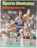 Dave Cowens Boston Celtics Autographed Sports illustrated June 7, 1976 Magazine