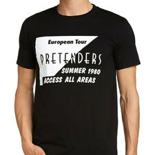 The Pretenders European tour, T-shirt, Taglia M