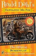 Fantastic Mr Fox: The Screenplay (Fantastic Mr Fox film tie-in), Dahl, Roald, Ve