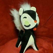 Dakin Dream Pets Skunk Horse Plush Stuffed Animal Toy Vintage