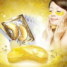 Collagen Eye Mask Women Gold Crystal Patches Youth For Face Care 10pcs=5packs