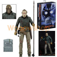 "NECA Friday the 13th Jason Voorhees Part 6 7"" Ultimate Action Figure 1:12 Scale"