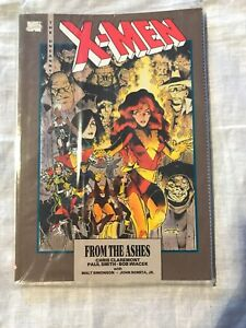 The Uncanny X-Men: From the Ashes (1990, Marvel) Chris Claremont, NM Condition
