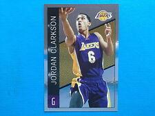 2016-17 Panini NBA Sticker Collection n.342 Jordan Clarkson Los Angeles Lakers