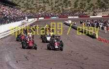 Vintage Sprint Car Race Negatives - Copper World Classic @ Phoenix PIR 1736