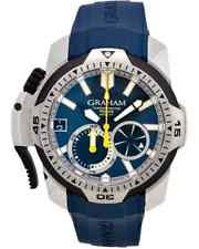 GRAHAM CHRONOFIGHTER PRODIVE 45mm AUTOMATIC CHRONOGRAPH MEN'S WATCH $13,450