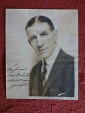 "James ""Gentleman Jim"" Corbett Boxing Champion Autographed / Signed Photo"