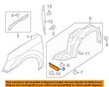gjgp /> Guardabarros Fender delantera derecha para Subaru Impreza IV año 01.12
