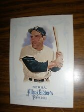 2013 Topps Allen & Ginters #327  Yogi Berra New York Yankees SP NrMt
