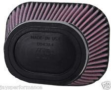 KN Filtre à air universel (RU-2952) Dual Flg Filtres; Kaw ZX-10 (2 per box)