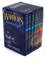 Warriors The New Prophecy : The Complete Second Series, Paperback by Hunter, ...