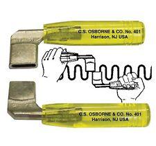C.S. Osborne Upholstery Tools Furniture Spring Tube Bender No. 401-1