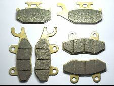 Front Rear Brake Pads For Yamaha Rhino YXR 660 450 / Raptor 700 YFM700R US-STOCK