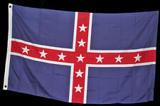 American Civil War General Polk's Flag Army Of The Tennessee.Shiloh Chickamauga