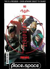 (WK22) BATMAN / FORTNITE: ZERO POINT #1 3RD PRINTING PREORDER INCLUDES GAME CODE