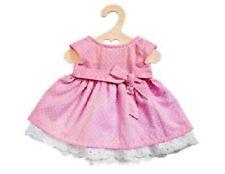 Heless Puppenkleidung Puppen Sommerkleid rosa für 35 cm bis 45 cm große Puppen