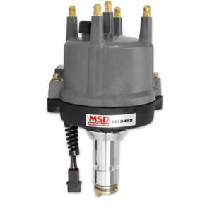 MSD Distributor 8485; Pro-Billet Mechanical Magnetic Trigger for Volkswagen