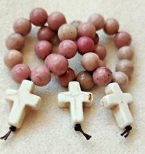 More details for finger rosary miniature prayer beads baptism favours christening  favours  gifts