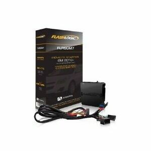 FlashLogic FLRSGM7 Plug & Play Remote Start Kit for Chevy Buick GMC 3x Lock OEM