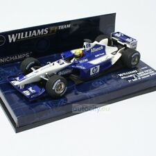 Williams BMW Fw24 HP R. Schumacher 2002 1 43 Model Minichamps