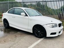 BMW 118d M Sport 2.00 Coupe Category S Salvage 2013