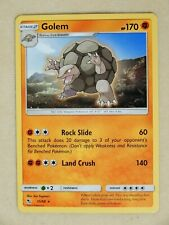 Pokemon Rare * Golem * 35/68 Hidden Fates TCG -MINT-