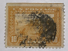 Travelstamps: 1913 US STAMPS SCOTT# 400  Used NG San Francisco Bay