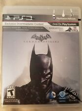 Batman Arkham Origins PS3 Sony PlayStation 3 Brand New Factory Sealed