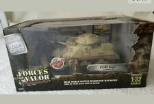Forces Of Valor 1:32 U.K Grant Tank Desert Scheme #81211