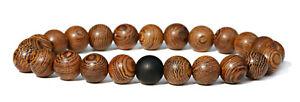 8MM Braided Natural Stone Bead Bracelet Men Women Waven Bangle Jewelry wholesale