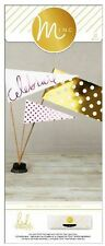 American Crafts Heidi Swapp~ MINC.  BANNERS  Party, Decorate ~ 20 pcs.  ~370196