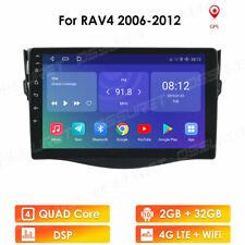 9'' For Toyota RAV4 2006-12 Android10 Car Stereo Radio GPS Navi WiFi/4G 2GB+32GB
