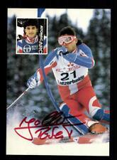 Robert Zoller Autogrammkarte Original Signiert Skialpin + A 200759