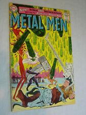 Metal Men #1 FA/G Rain of the Missile Men LOOK