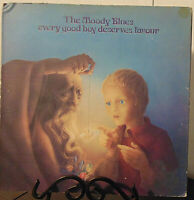 """The Moody Blues – """"Every Good Boy Deserves Favour"""" 1971 CLASSIC ROCK LP - EX"""