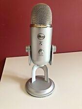 Blue Yeti Microphone Professional USB Omni-Directional Stereo Cardioid Bi-Direct