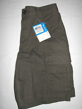 "NWT Men's 30""/Ins 9"" Mountain Clear EXS Cargo Shorts by Columbia - MSRP $60.00"