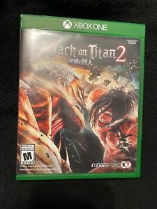 Attack on Titan 2 (Microsoft Xbox One, Series X) - Lightly Used