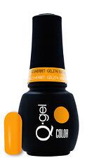 QRS Beauty Nail Lacquer GEL 274 Mango Sherbet