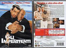 GLI IMPENITENTI - DVD (NUOVO SIGILLATO) JACK LEMMON/WALTER MATTHAU