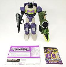 Transformers Energon Shockblast / Shockwave - Complete - Collector Owned - EX