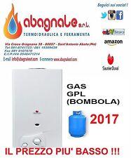 SCALDINO SCALDABAGNO A GAS SAUNIER DUVAL OPALIA C 11 LT CAMERA APERTA A GPL 17