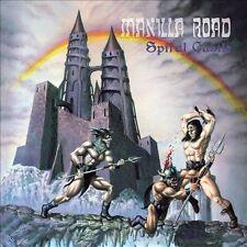 Spiral Castle by Manilla Road (CD, Apr-2013, Shadow Kingdom Records)