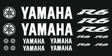 Yamaha R6 Motorsport Aufkleber Racing Set für Motorrad