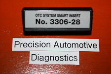 OTC-3306-28 Saturn ABS Smart Insert Genisys Determinator Scanner Cable System