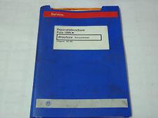 Reparatiebrochure VW Polo 6 N Remsystemen ab 1995
