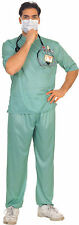 ADULT UNISEX ER SURGEON HALLOWEEN COSTUME STANDARD SIZE
