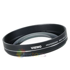 VIEWO 52MM 0.7X Wide Angle Lens for Nikon D3300 D5200 D5100 D3200 18-55mm VR II
